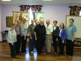 Padre Pio Fraternity Council Members - 2014
